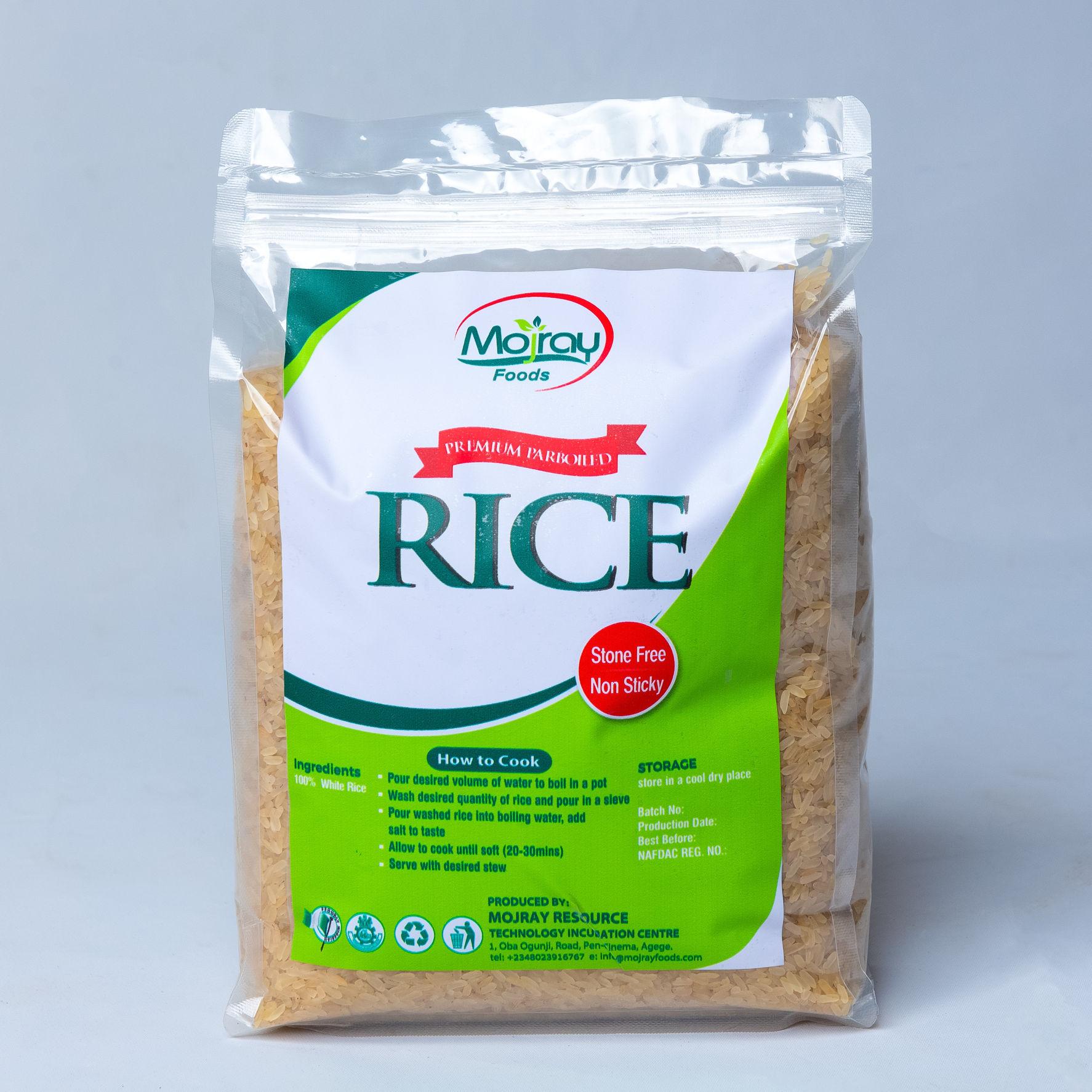 2.5kg white rice